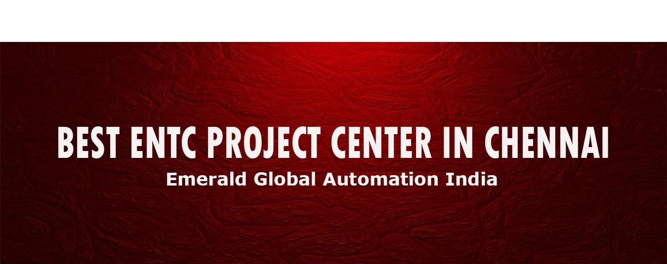 best entc project center chennai