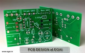 embedded system Training PCB