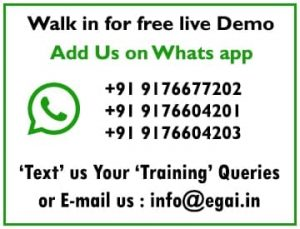Best Training institute in chennai